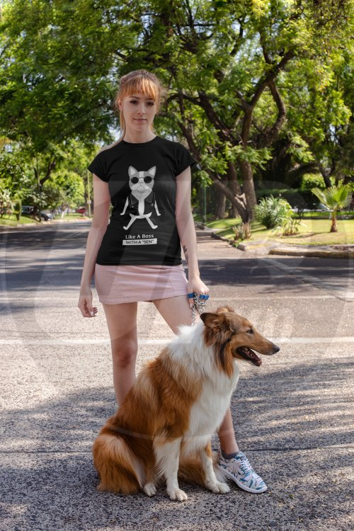 t-shirt-mockup-featuring-a-woman-taking-her-dog-for-a-walk-28048.