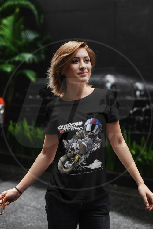 t-shirt-mockup-of-a-young-woman-standing-against-a-dark-background-with-some-plants-411-el.