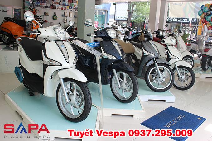Tuyết Vespa 6.