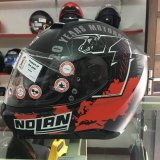Nolan N87 Checa Flat black 34  b.