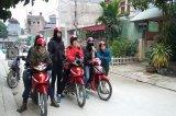 Cho thuê xe máy giá rẻ Hà Nội.