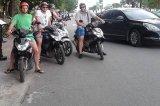 Cho thuê xe máy quận Hoàn Kiếm Hà Nội.